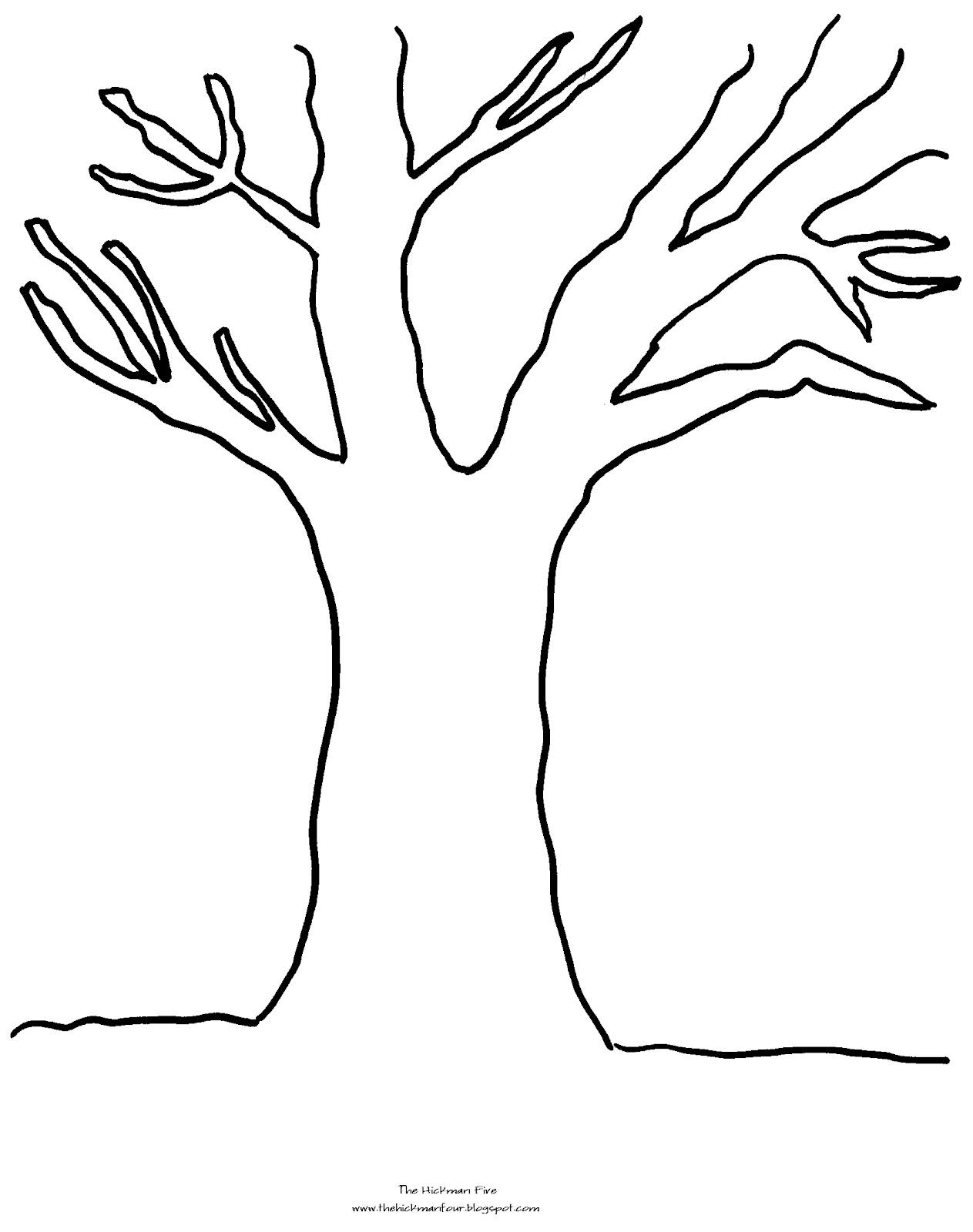 66 dibujos de Árboles para colorear | Oh Kids | Page 7