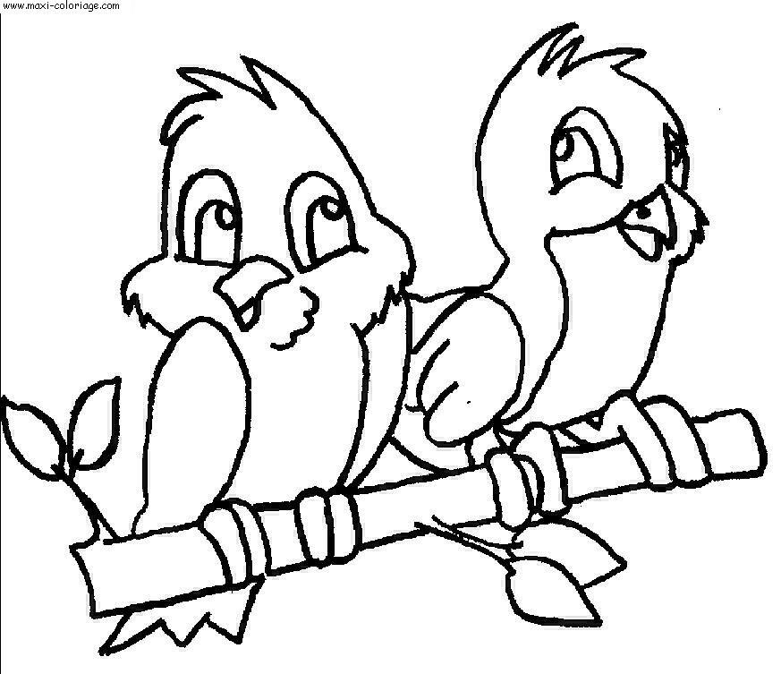 119 dibujos de Aves para colorear | Oh Kids | Page 8