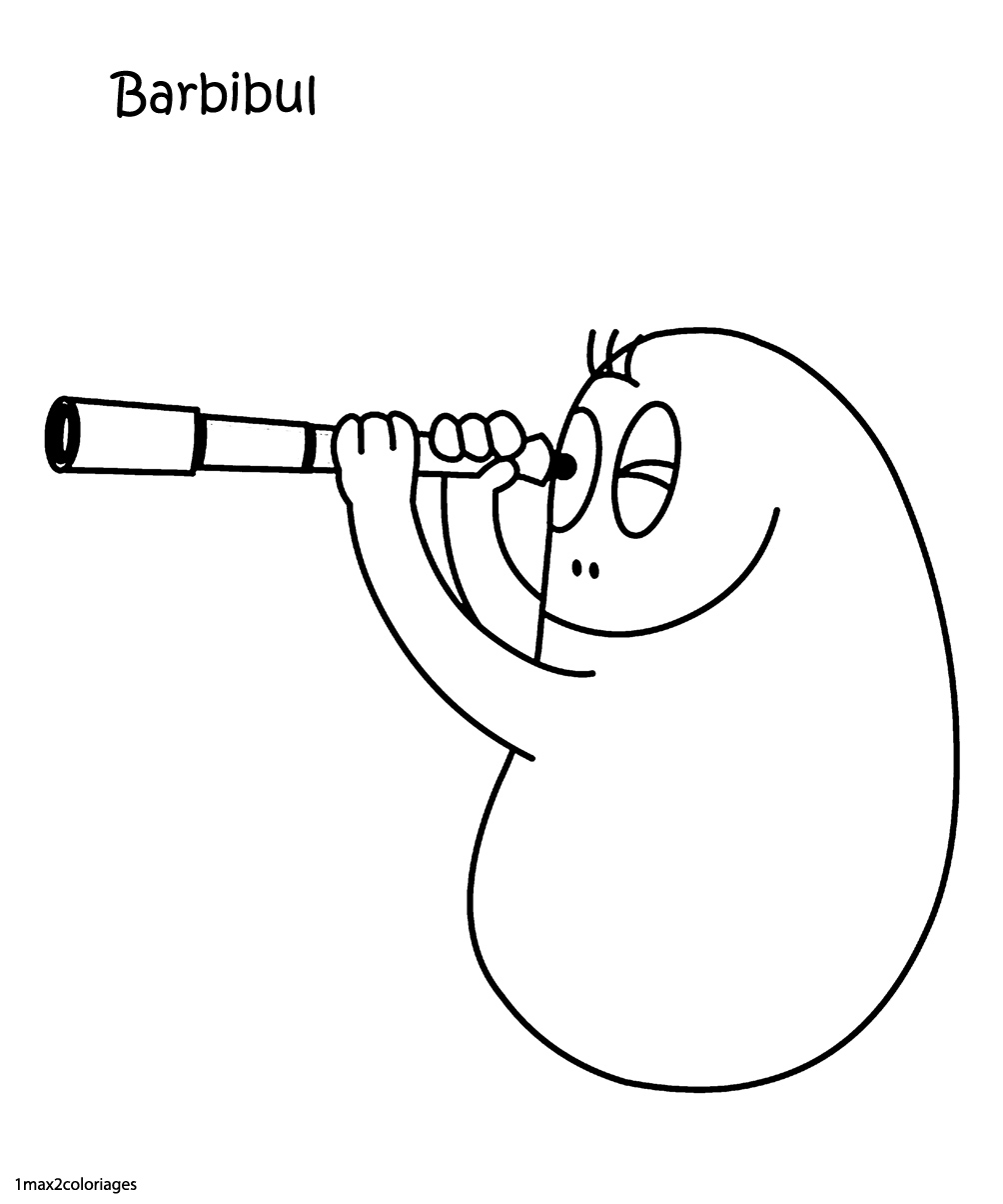 108 dibujos de Barbapapa para colorear   Oh Kids   Page 5
