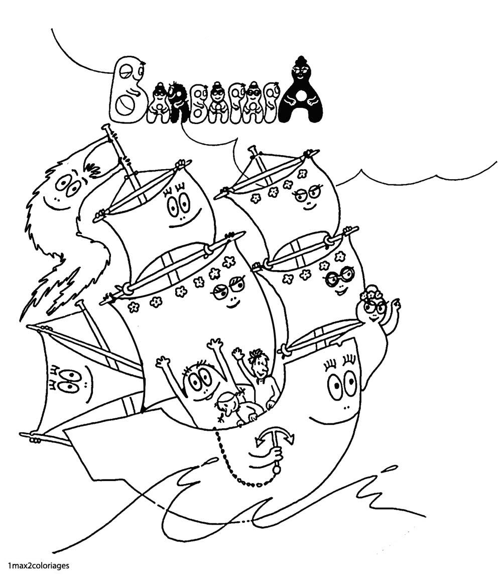 108 dibujos de Barbapapa para colorear   Oh Kids   Page 6