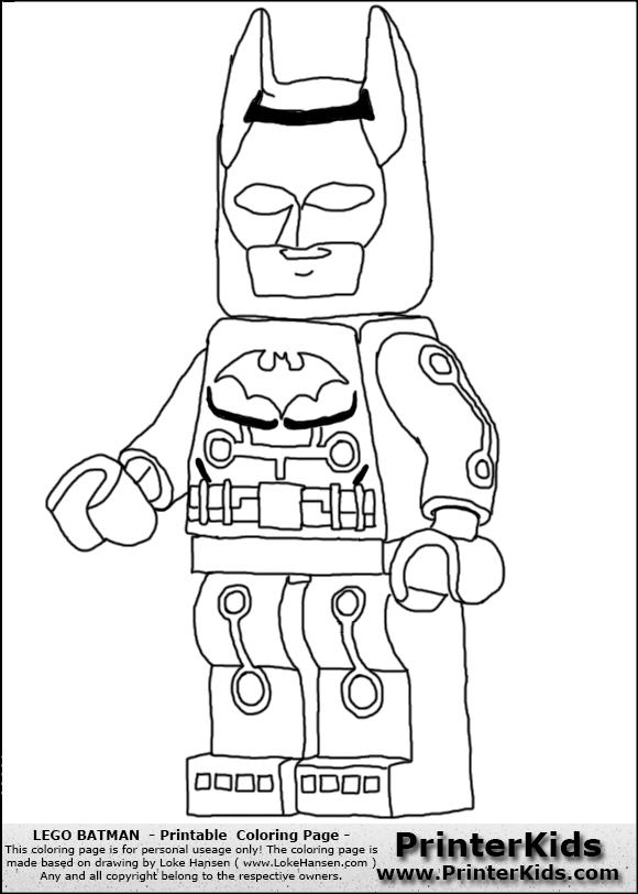 310 dibujos de Batman para colorear | Oh Kids | Page 40