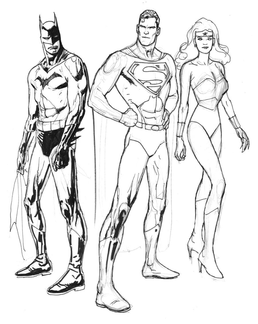 310 dibujos de Batman para colorear | Oh Kids | Page 32