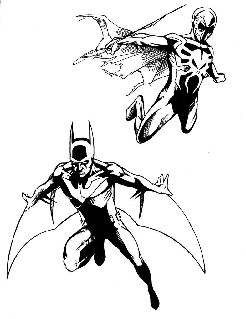 310 dibujos de Batman para colorear   Oh Kids   Page 32