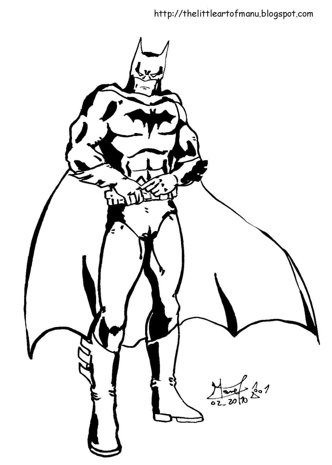 310 dibujos de Batman para colorear Oh Kids Page 24