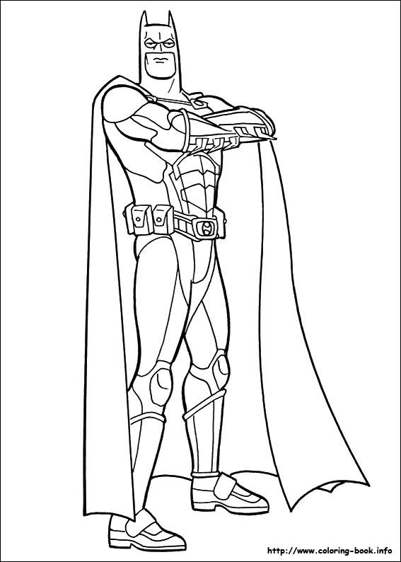 310 dibujos de Batman para colorear | Oh Kids | Page 20