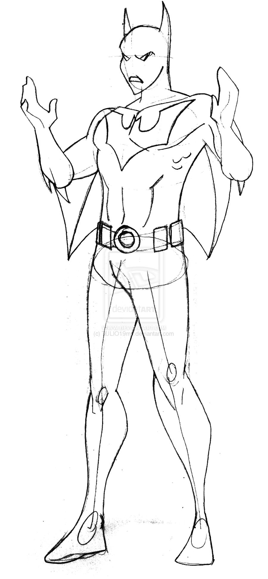 310 Dibujos De Batman Para Colorear Oh Kids Page 17