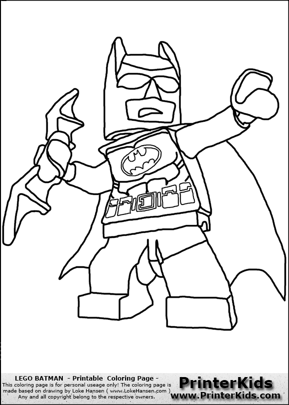 310 dibujos de Batman para colorear | Oh Kids | Page 16
