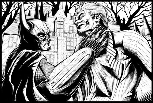 Image Of Dibujos Para Colorear De Batman Arkham Knight Batman Arkham ...