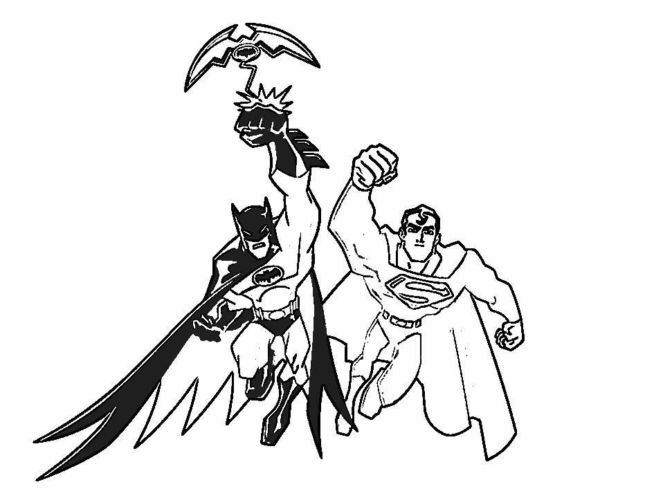310 dibujos de Batman para colorear | Oh Kids | Page 13