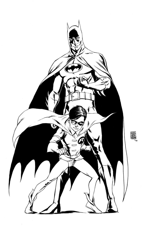 310 dibujos de Batman para colorear   Oh Kids   Page 11