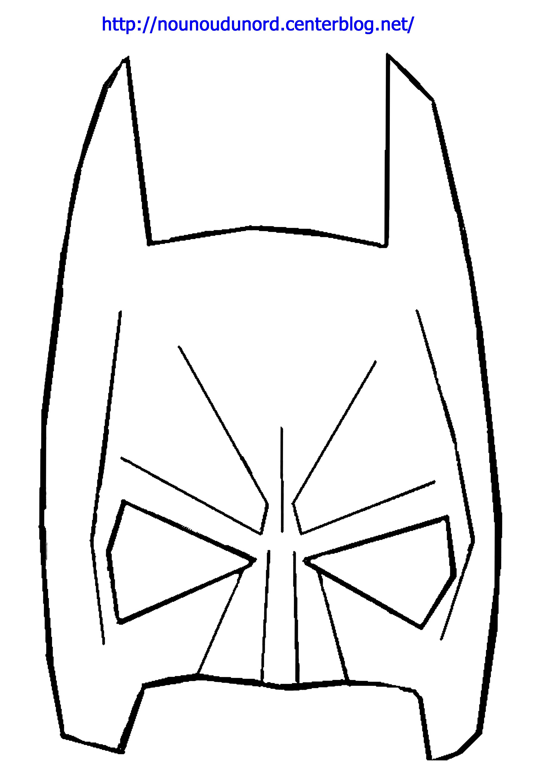 310 dibujos de Batman para colorear | Oh Kids | Page 10