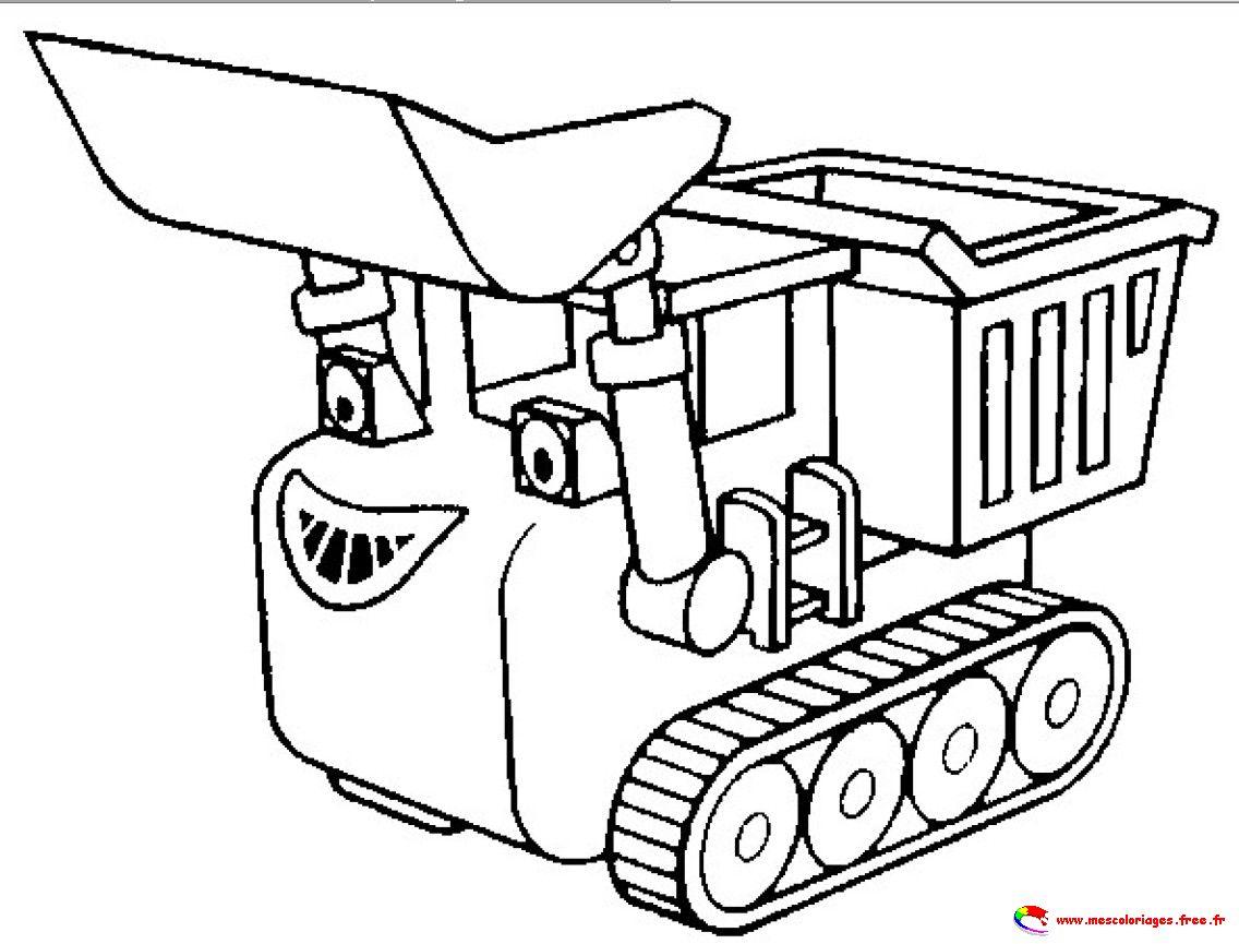 97 dibujos de Bob el constructor para colorear | Oh Kids | Page 5