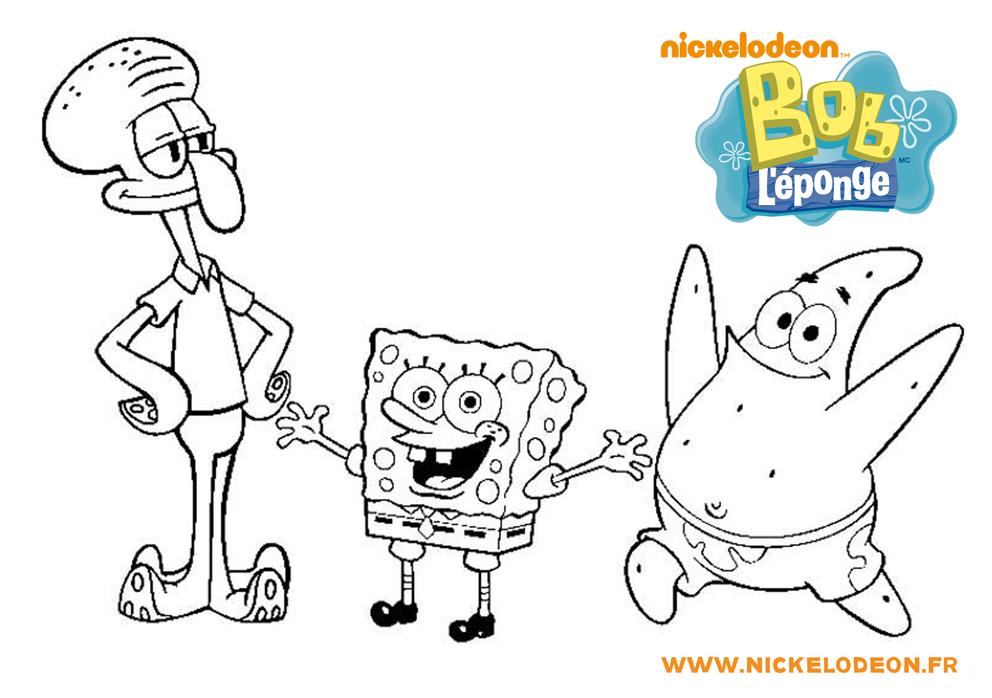98 dibujos de Bob esponja para colorear | Oh Kids | Page 6