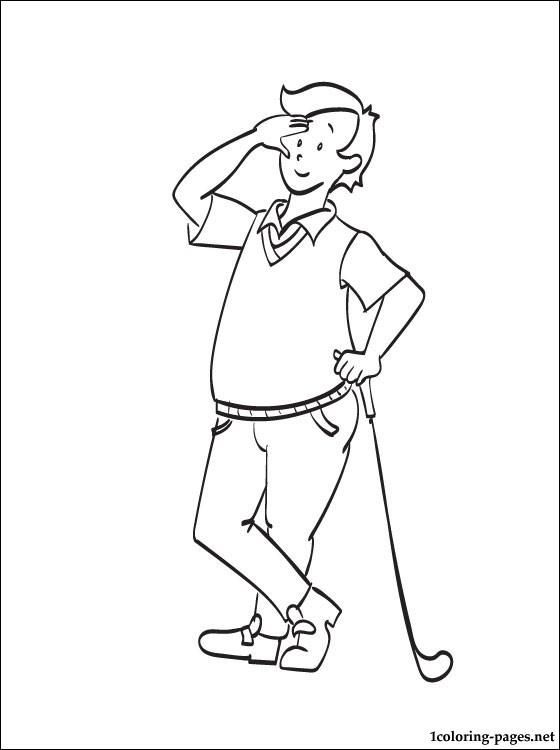 115 dibujos de Caillou para colorear   Oh Kids   Page 8
