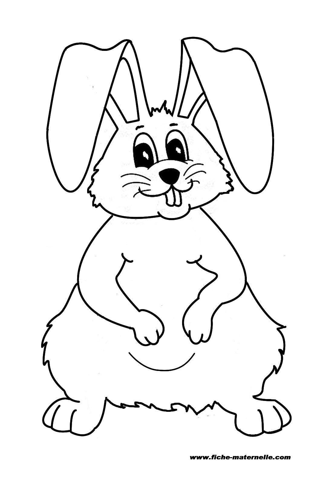 128 dibujos de Conejos para colorear | Oh Kids | Page 1