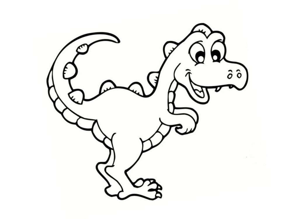 204 dibujos de dinosaurios para colorear oh kids page 5 - Dessiner dinosaure ...