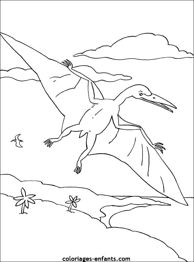 Magnífico Dinosaurio Tren Para Colorear Páginas Imprimibles Motivo ...