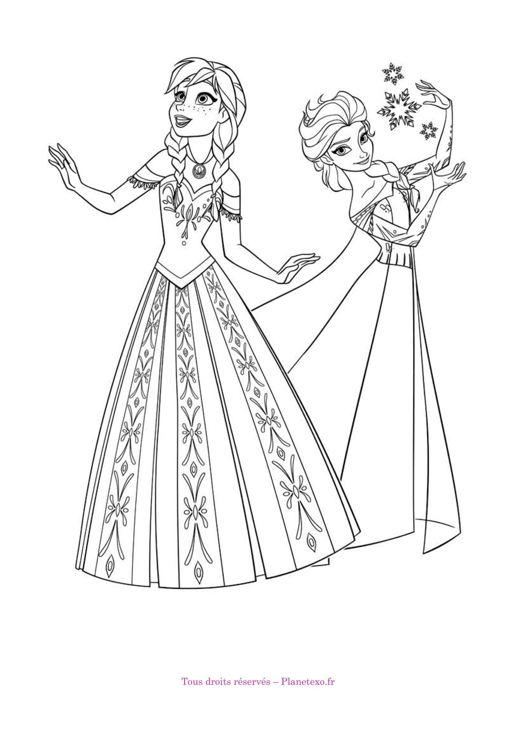 144 Dibujos De Disney Frozen Para Colorear Oh Kids Page 5e