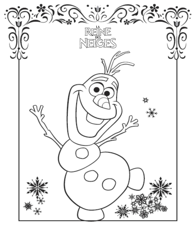 144 Dibujos De Disney Frozen Para Colorear