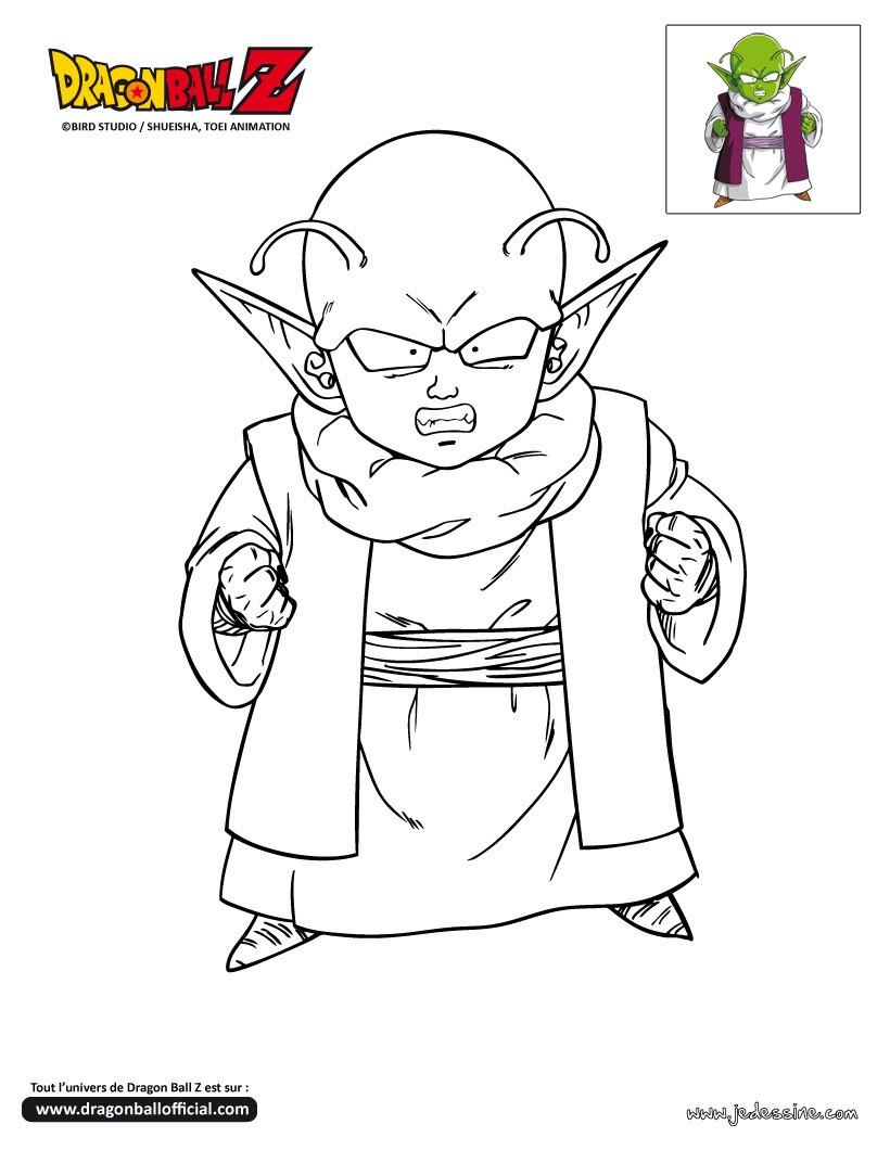 112 dibujos de Dragon ball z para colorear | Oh Kids | Page 11