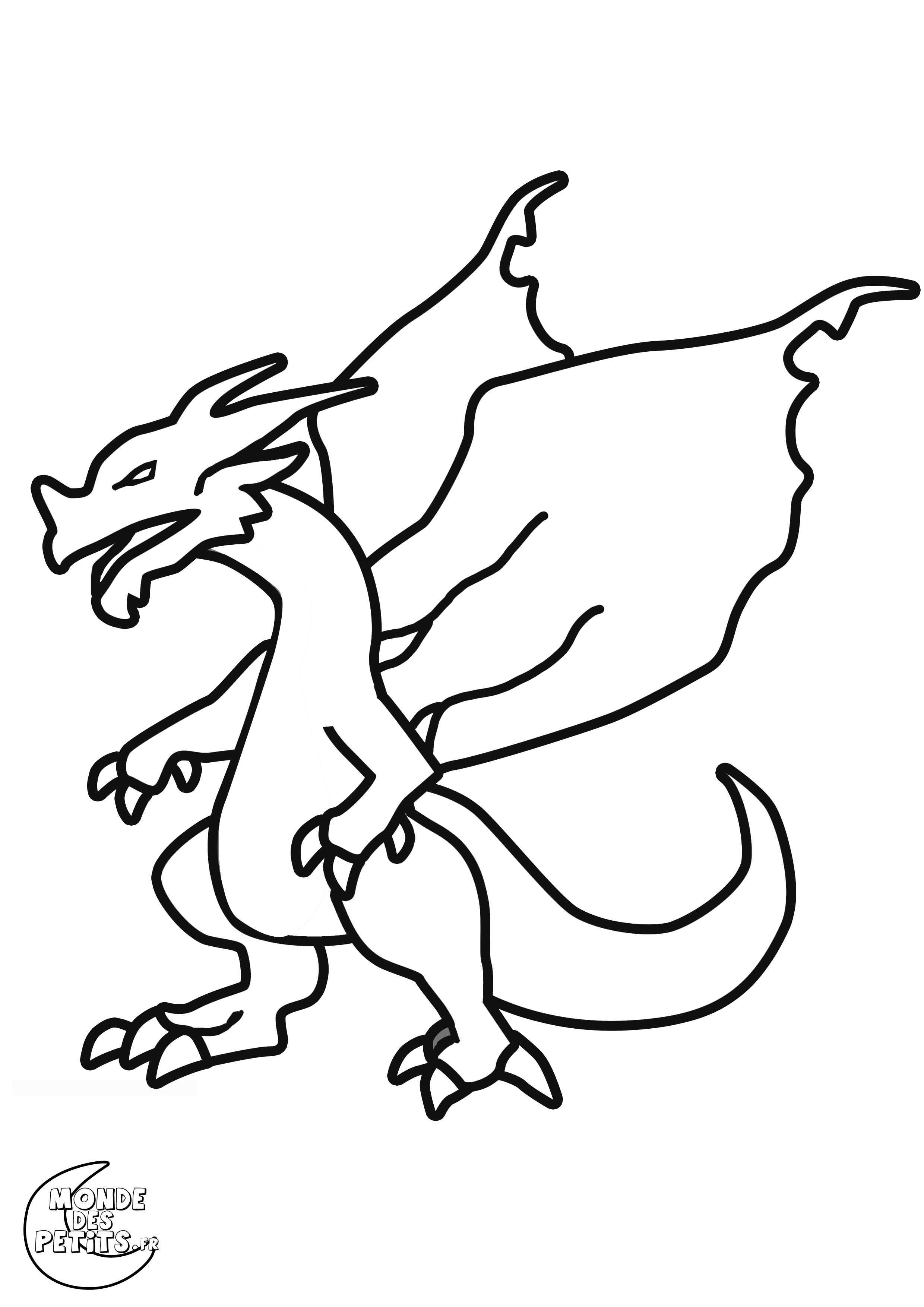 157 dibujos de dragones para colorear oh kids page 6 - Des dessin facile ...