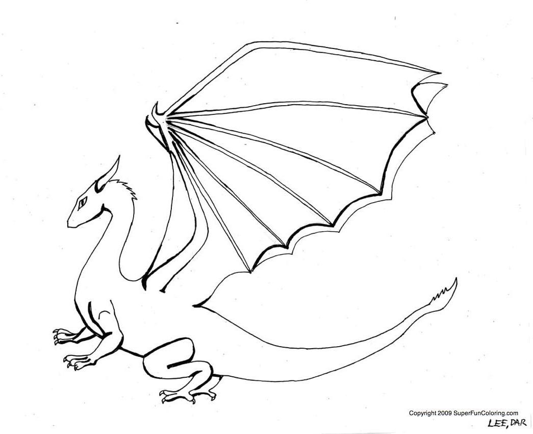 157 dibujos de Dragones para colorear | Oh Kids | Page 7