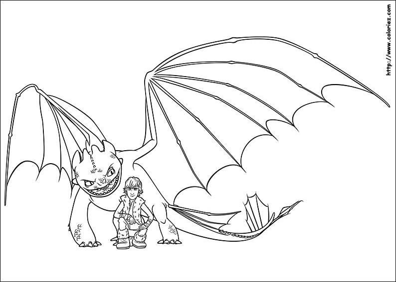 Colorear Dragones Para Dragones Para Colorear: 157 Dibujos De Dragones Para Colorear