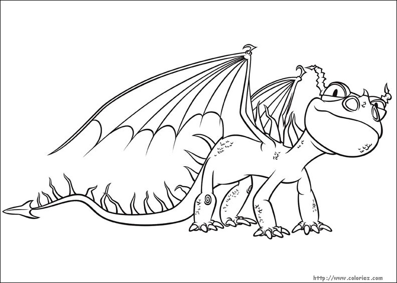 157 dibujos de Dragones para colorear | Oh Kids | Page 16