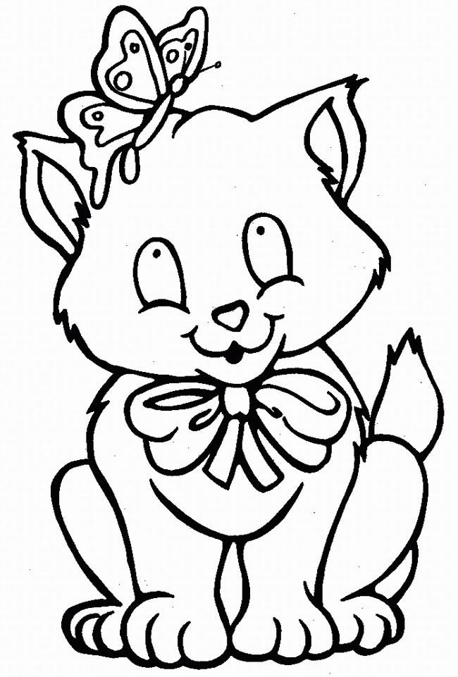 260 Dibujos De Gatos Para Colorear Oh Kids Page 5
