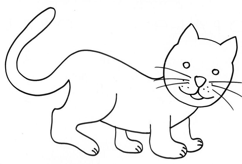 260 dibujos de Gatos para colorear | Oh Kids | Page 21