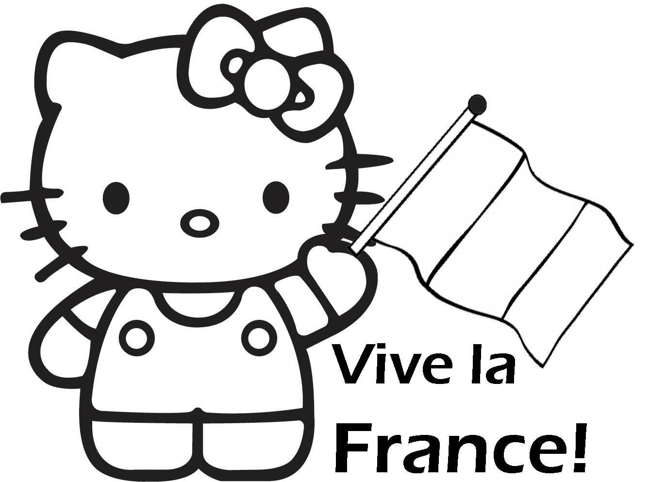147 dibujos de Hello kitty para colorear | Oh Kids | Page 3