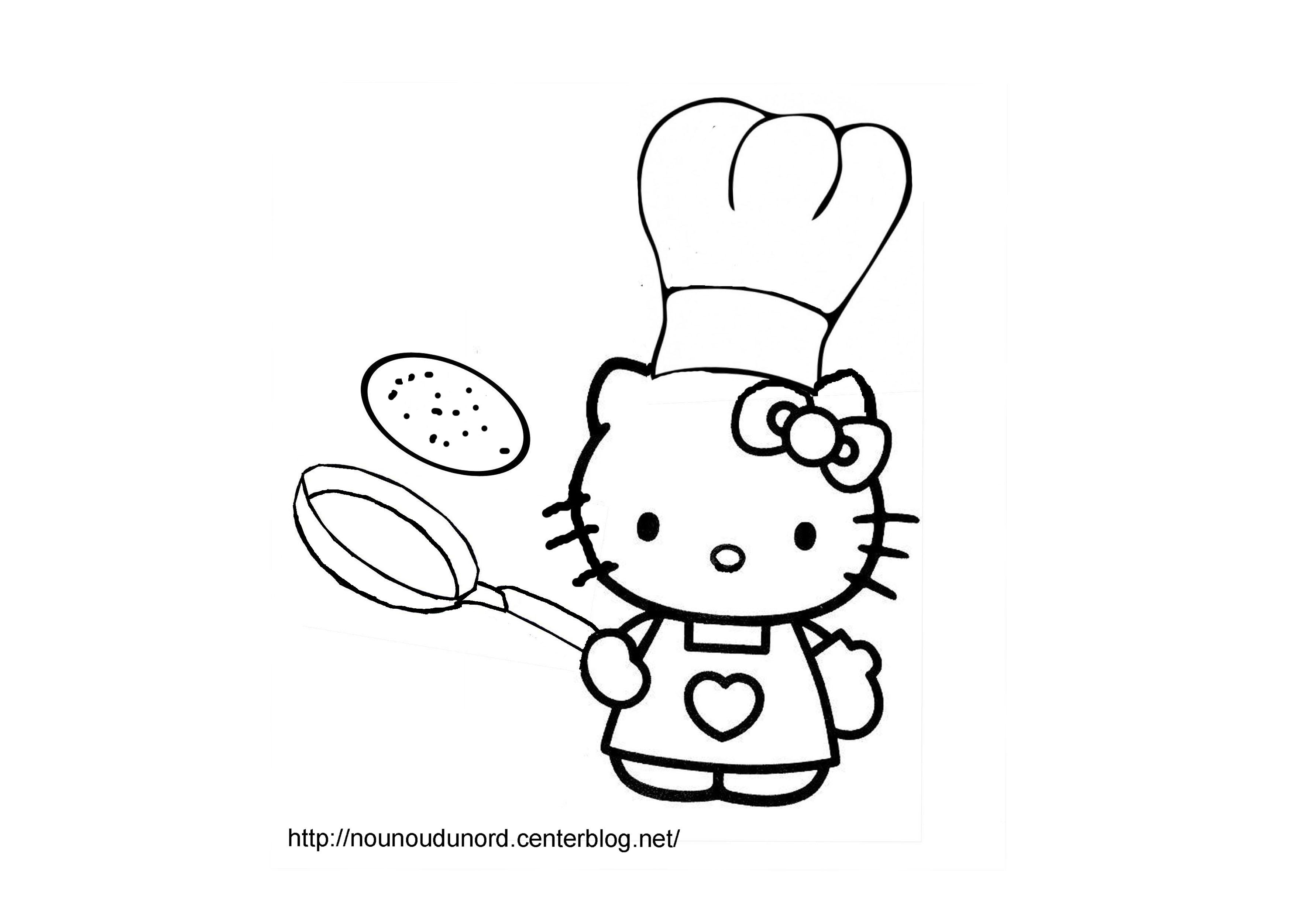 147 dibujos de Hello kitty para colorear | Oh Kids | Page 6