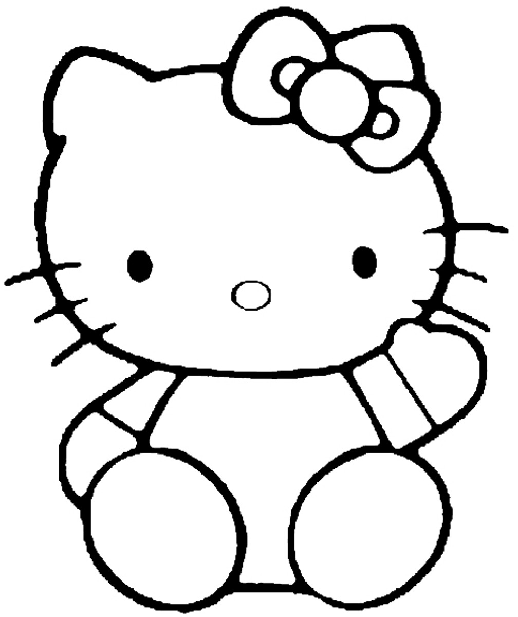 147 dibujos de Hello kitty para colorear | Oh Kids | Page 12