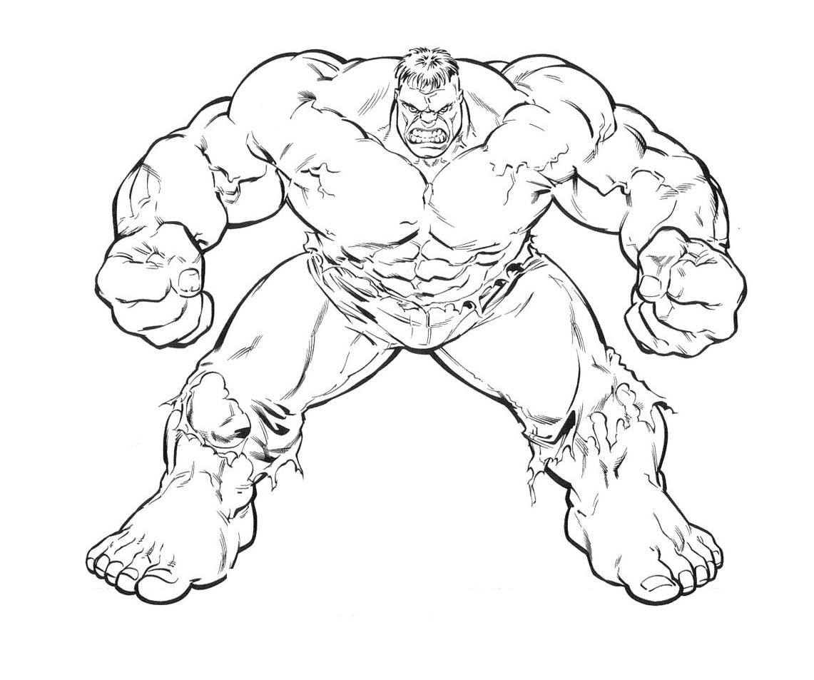 223 dibujos de Hulk para colorear | Oh Kids | Page 3