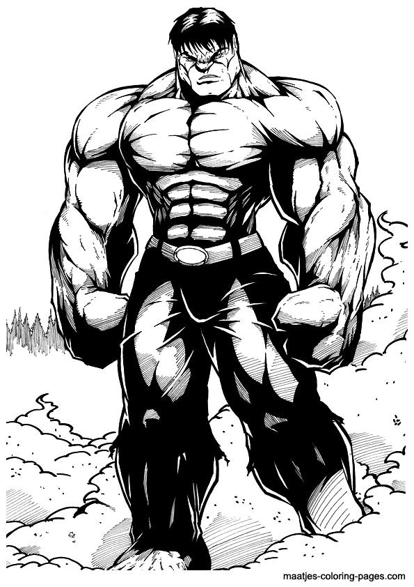 223 Dibujos De Hulk Para Colorear Oh Kids Page 14