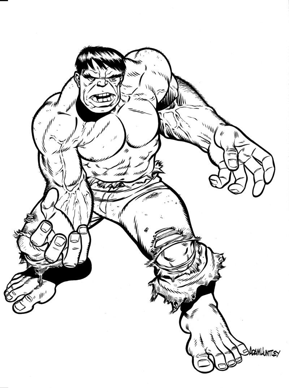 223 dibujos de hulk para colorear oh kids page 22 - Dibujos de pared ...