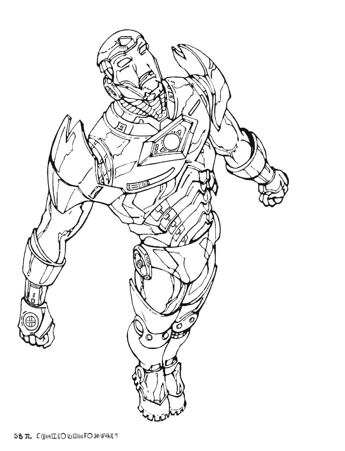 92 dibujos de iron man para colorear oh kids page 4 - Comics dessin ...