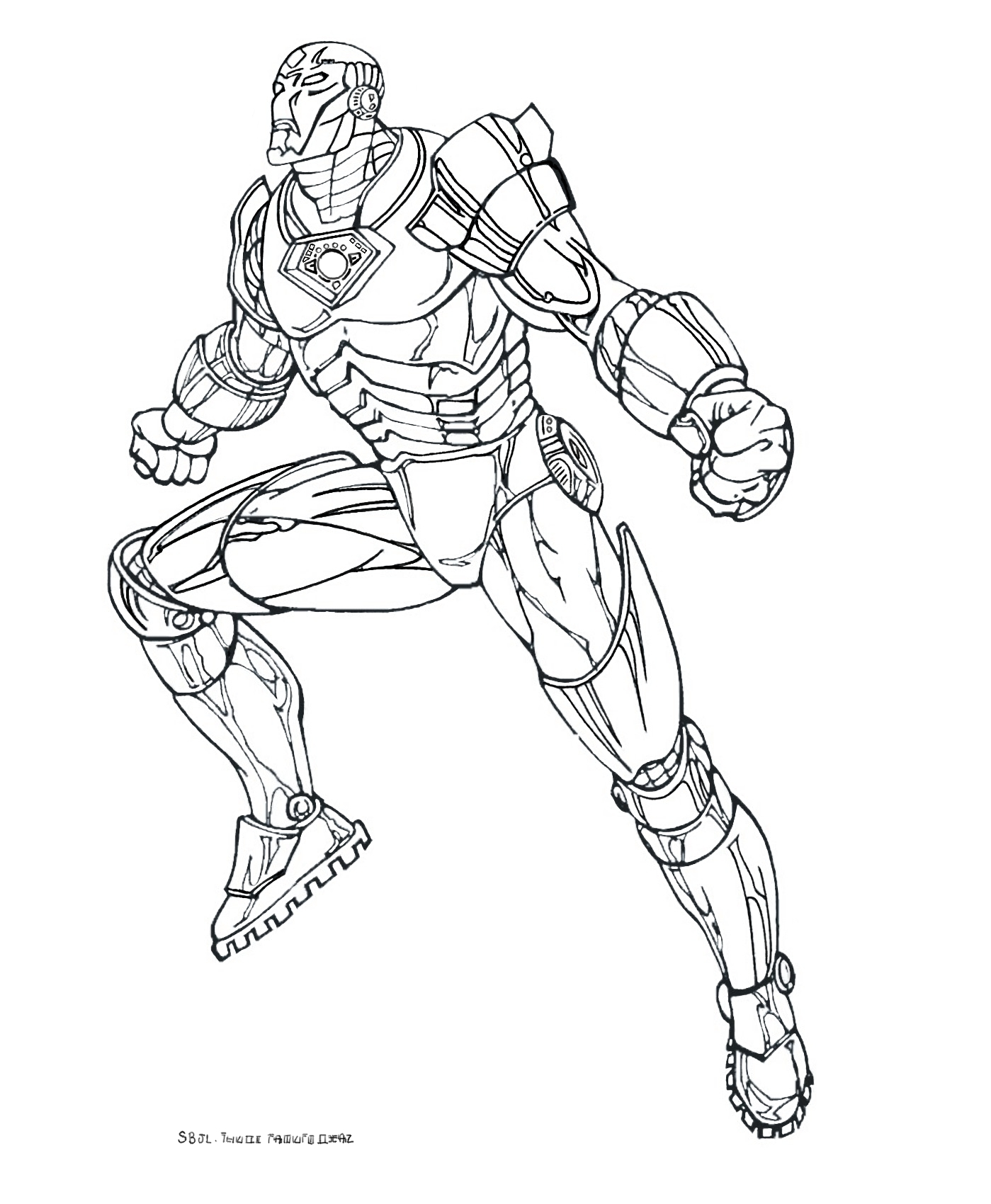 Galerry coloring pages spiderman 3
