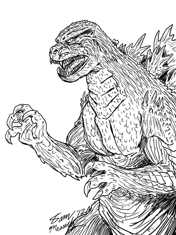 28 Dibujos De King Kong Para Colorear Oh Kids Page 3