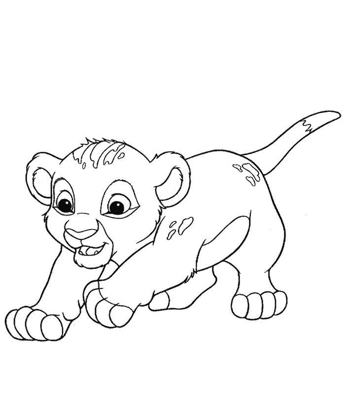 108 dibujos de Leones para colorear | Oh Kids | Page 5