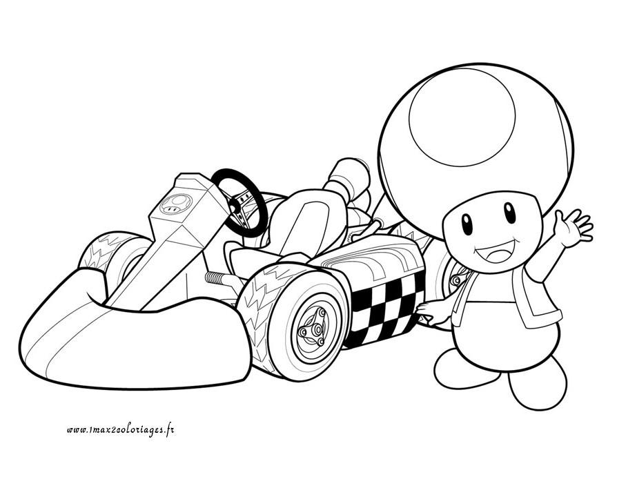 138 Dibujos De Mario Bros Para Colorear Oh Kids Page 2