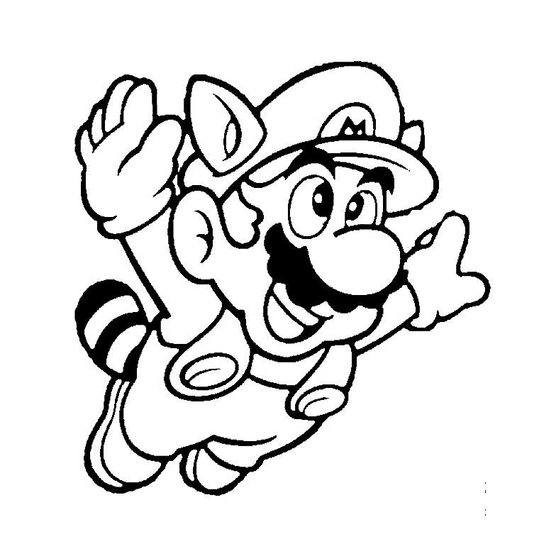 138 dibujos de Mario bros para colorear | Oh Kids | Page 6