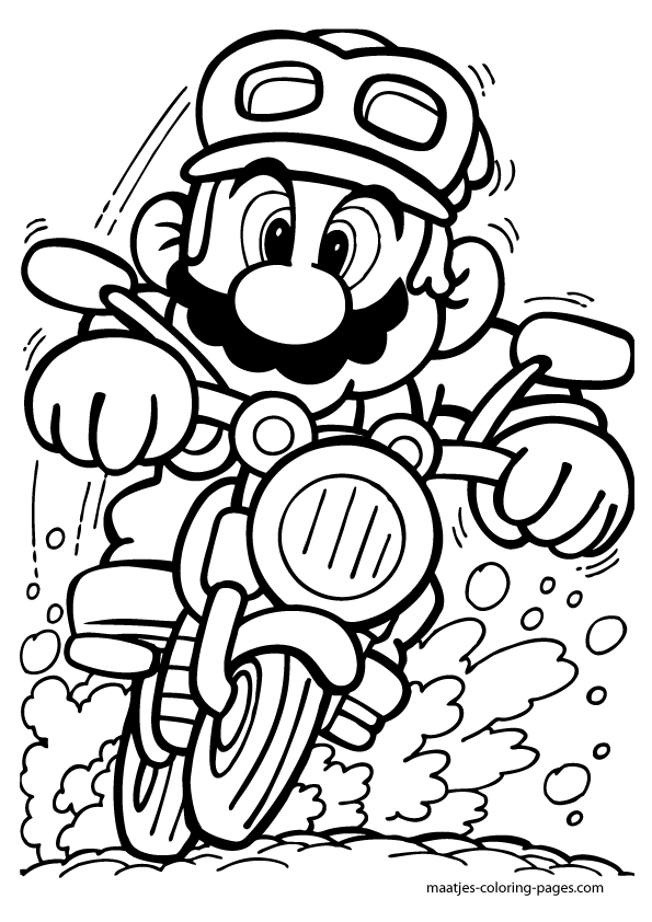 welcome to second grade coloring pages - 22 dibujos de mario kart para colorear oh kids page 1