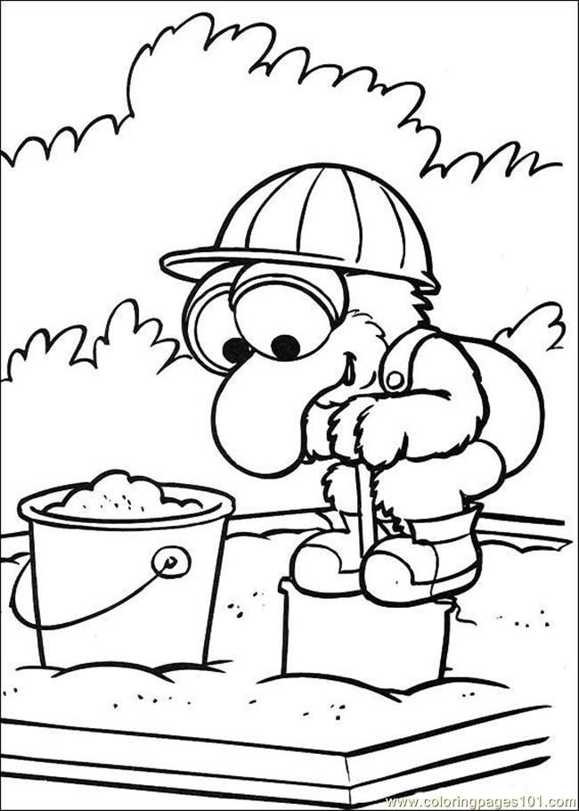 132 dibujos de Muppets para colorear | Oh Kids | Page 15