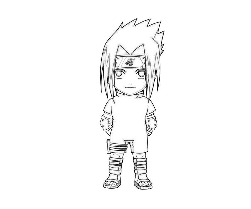 133 dibujos de Naruto para colorear | Oh Kids | Page 3