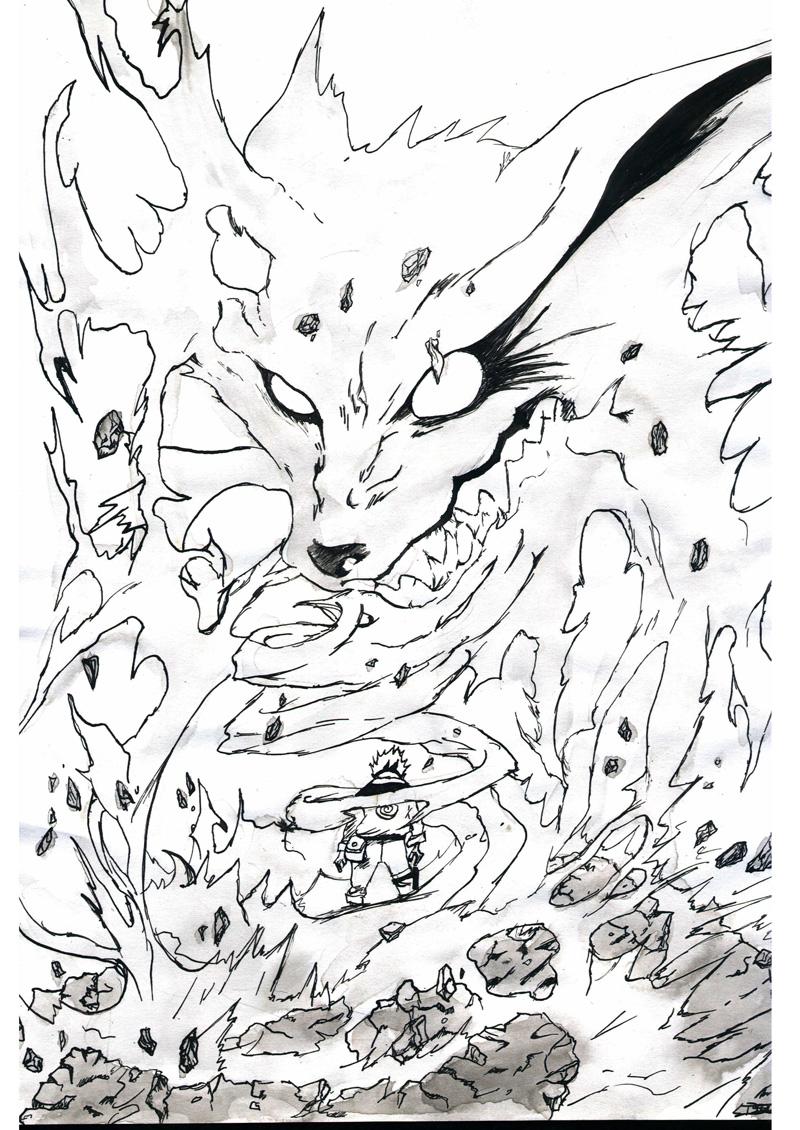 133 dibujos de naruto para colorear oh kids page 3 - Manga dessin a imprimer ...