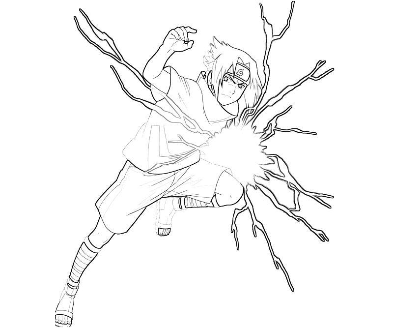 133 dibujos de Naruto para colorear | Oh Kids | Page 8