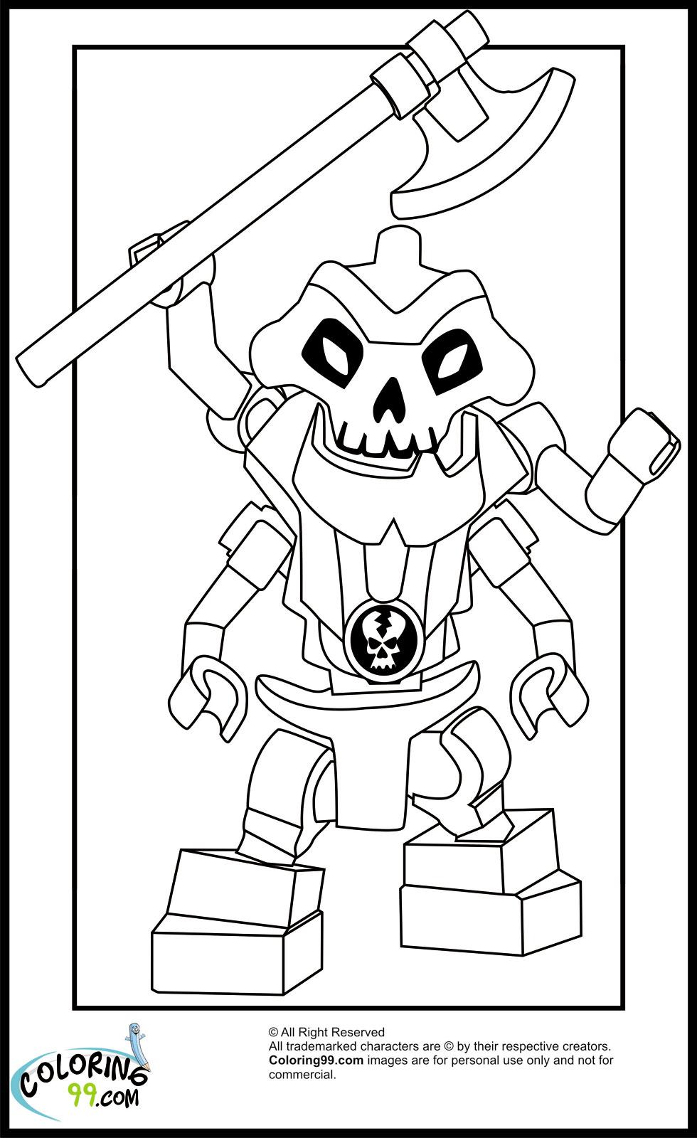 70 Dibujos De Ninjago Para Colorear Oh Kids Page 4