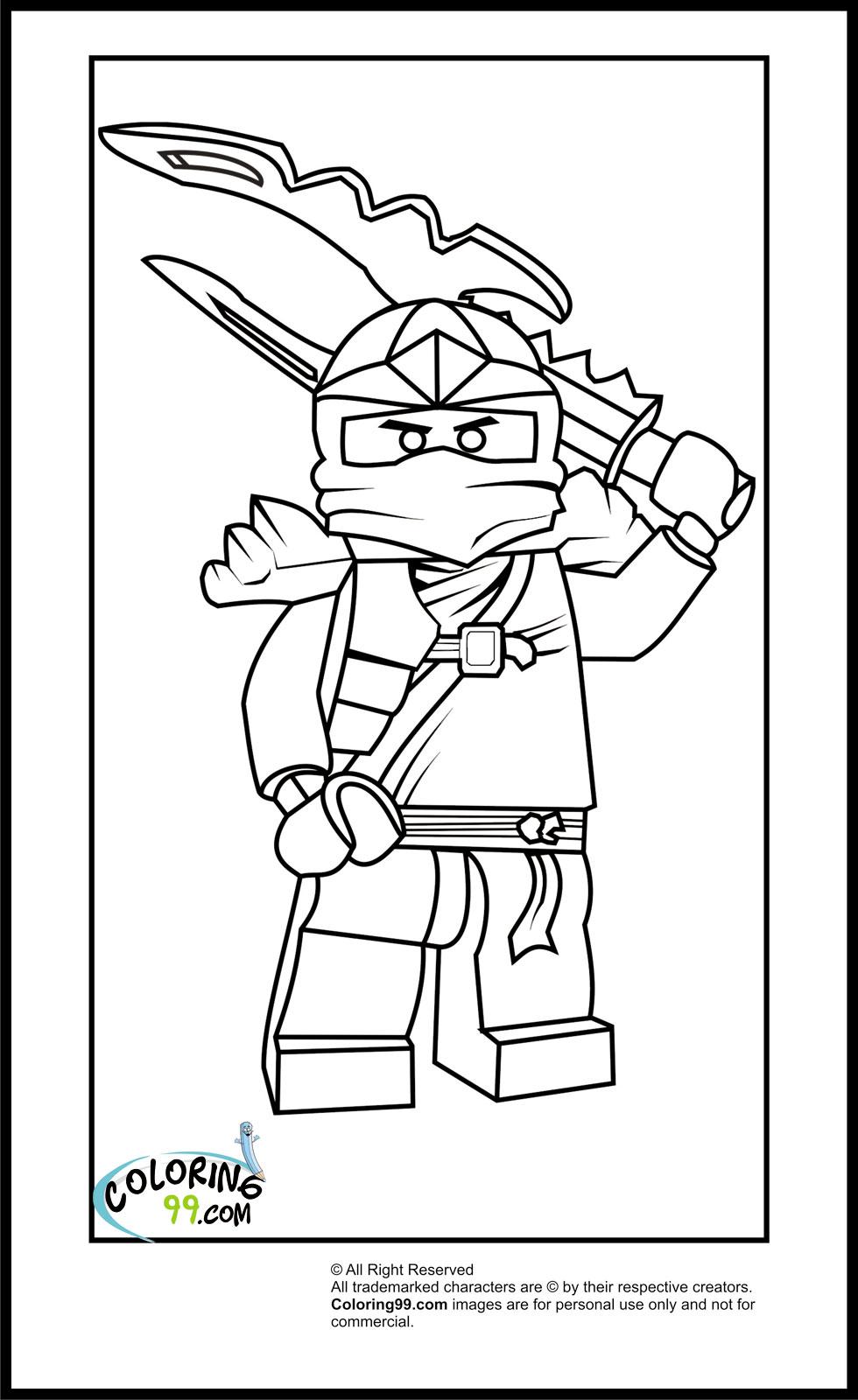 Bonito Lloyd Ninjago Para Colorear Inspiración - Enmarcado Para ...