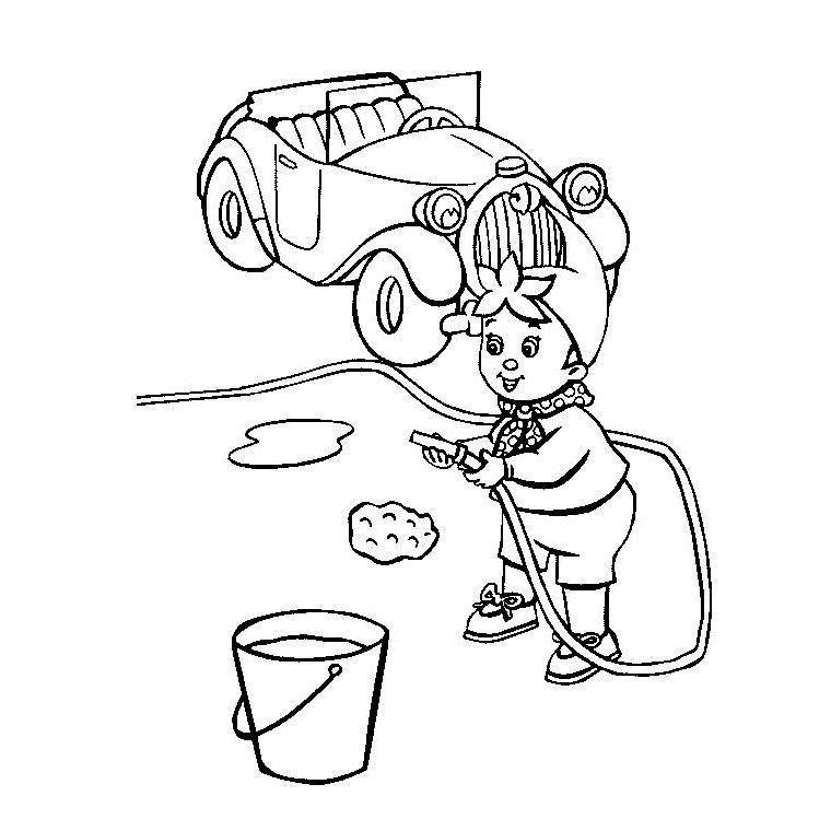 145 Dibujos De Oui Oui Para Colorear Oh Kids Page 2